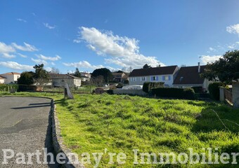 Vente Terrain 619m² Parthenay (79200) - Photo 1