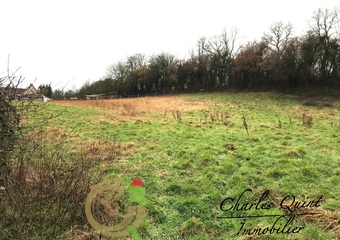 Vente Terrain 913m² Hucqueliers (62650) - photo