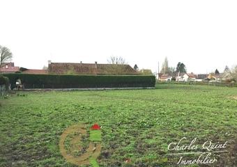Vente Terrain 1 184m² Hesdin (62140) - photo