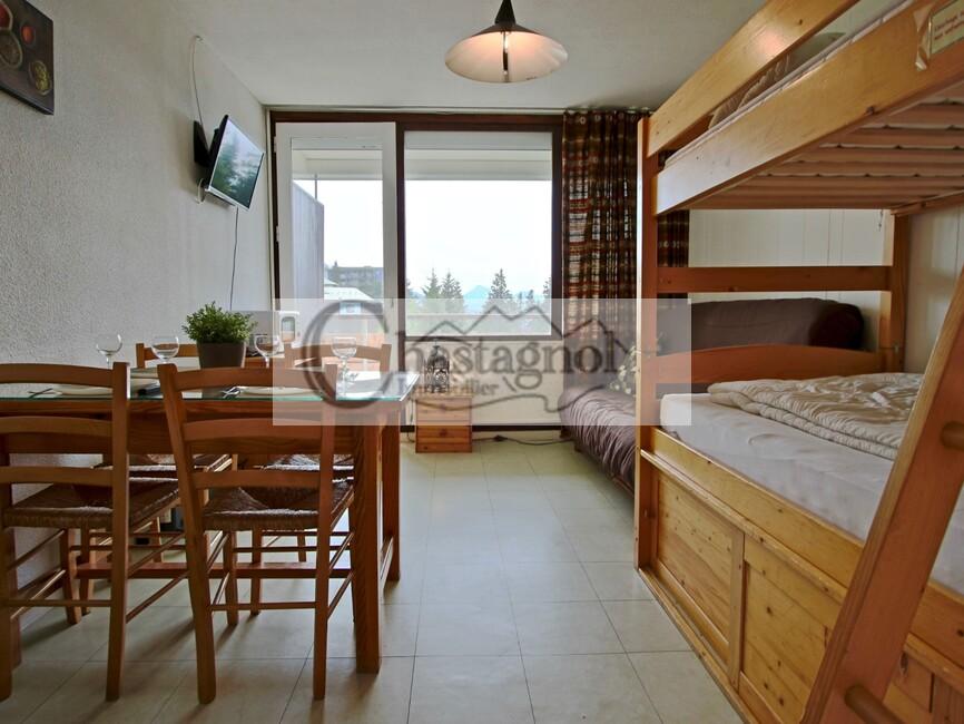 Vente Appartement 1 pièce 19m² Chamrousse (38410) - photo