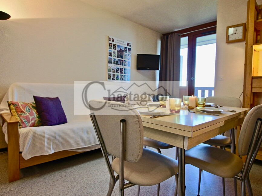 Vente Appartement 1 pièce 24m² Chamrousse (38410) - photo