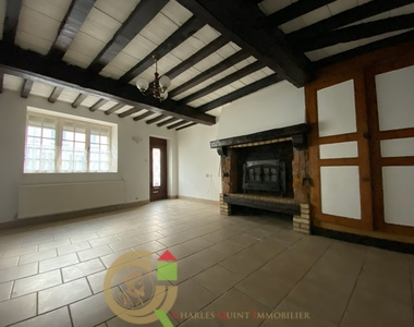Renting House 5 rooms 99m² Montreuil (62170) - photo