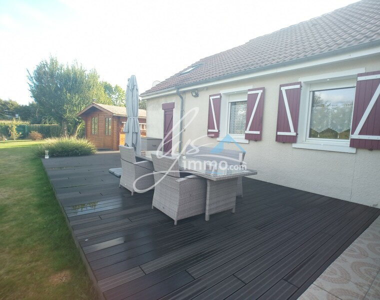 Vente Maison 99m² Sailly-sur-la-Lys (62840) - photo