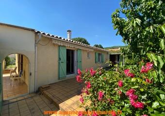 Vente Maison 6 pièces 85m² Sauzet (26740) - photo