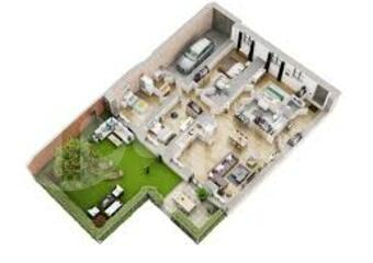 Vente Appartement 5 pièces 137m² Arras (62000) - Photo 1