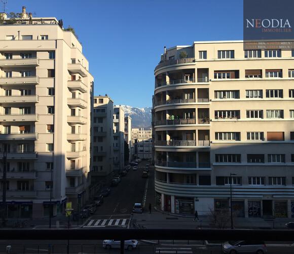 Vente Appartement 90m² Grenoble (38100) - photo
