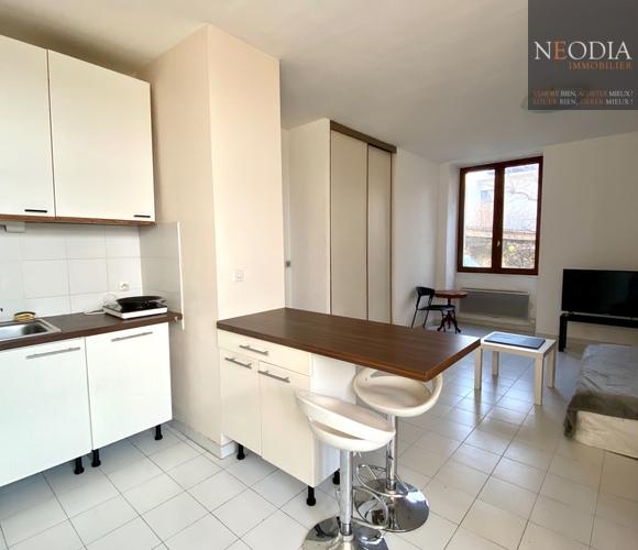 Vente Appartement 2 pièces 43m² La Tronche (38700) - photo