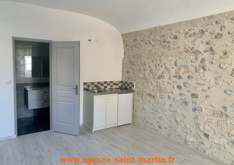Location Appartement 1 pièce 20m² Viviers (07220) - Photo 1