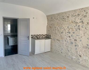 Location Appartement 1 pièce 23m² Viviers (07220) - photo