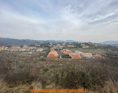Vente Terrain 570m² Saint-Priest (07000) - photo