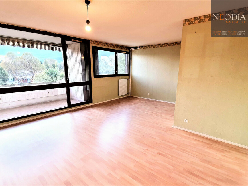 Vente Appartement 83m² Échirolles (38130) - photo