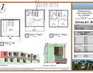 Vente Maison 4 pièces 91m² Habère-Poche - photo