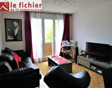 Vente Appartement 3 pièces Fontaine (38600) - photo