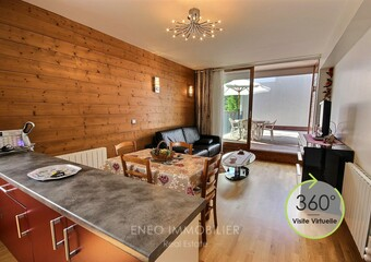 Vente Appartement 2 pièces 41m² PEISEY VALLANDRY - Photo 1