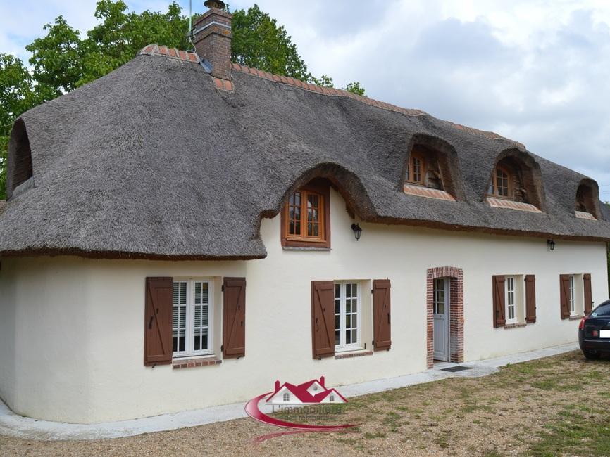 Vente Maison 6 pièces 160m² Boutigny-Prouais (28410) - photo