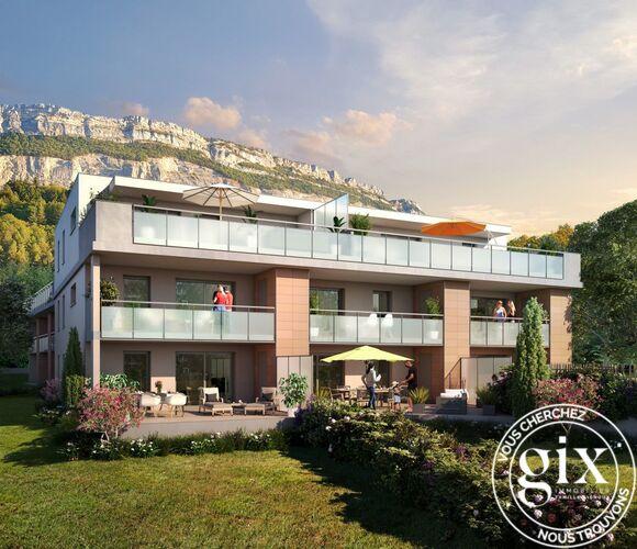 Vente Appartement 1 pièce 36m² Corenc (38700) - photo