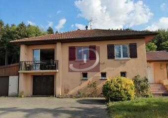 Vente Maison 7 pièces 95m² Draillant (74550) - Photo 1