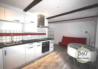 Location Appartement 1 pièce 21m² Séez (73700) - Photo 1