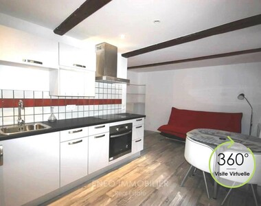 Location Appartement 1 pièce 21m² Séez (73700) - photo