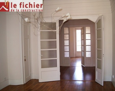 Location Appartement 3 pièces 85m² Grenoble (38000) - photo