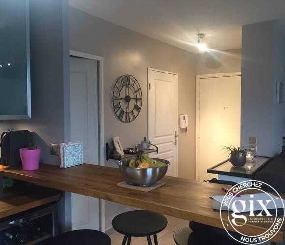 Location Appartement 2 pièces 44m² Saint-Martin-d'Hères (38400) - photo
