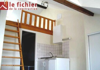 Location Appartement 1 pièce 13m² Grenoble (38000) - photo