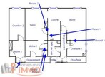 Vente Appartement 4 pièces 117m² Montluel (01120) - Photo 8