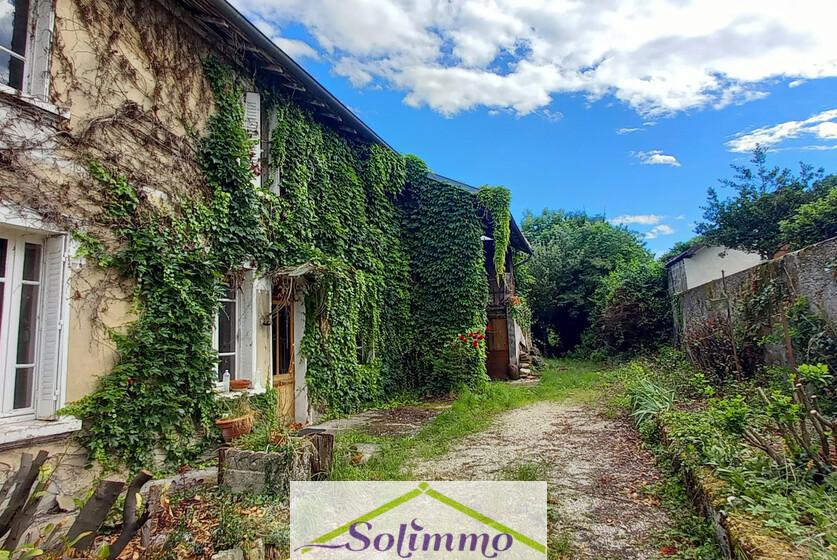 Vente Maison 5 pièces 122m² Morestel (38510) - photo