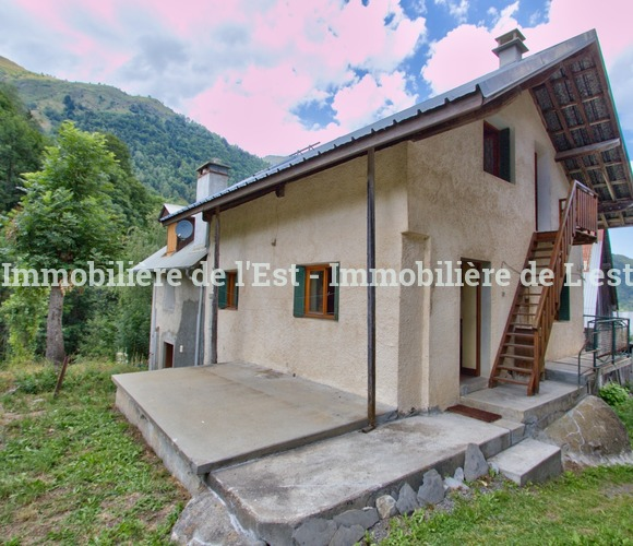 Vente Maison 5 pièces 71m² Saint-Colomban-des-Villards (73130) - photo