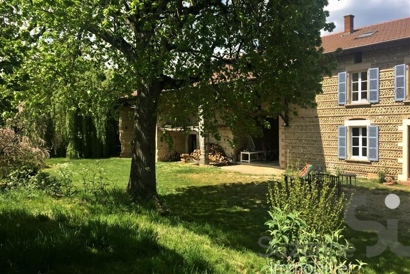 Vente Maison 7 pièces 174m² Faramans (38260) - photo