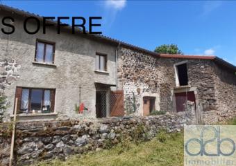 Vente Maison 6 pièces 1m² Saint-Martin-de-Fugères (43150) - Photo 1