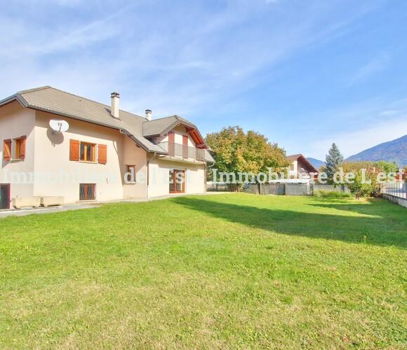 Vente Maison 7 pièces 162m² Gilly-sur-Isère (73200) - photo