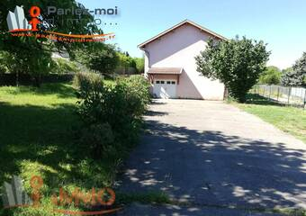 Location Maison 4 pièces 75m² Frontonas (38290) - Photo 1