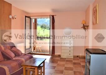 Vente Appartement 3 pièces 37m² Habère-Poche (74420) - photo