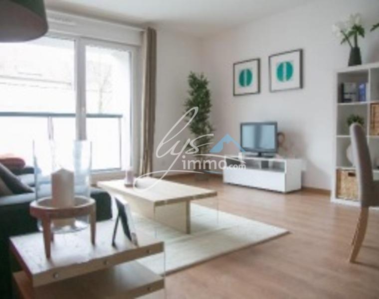 Vente Appartement 3 pièces 64m² Saint-André-lez-Lille (59350) - photo