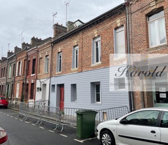 Vente Appartement 2 pièces 45m² Amiens (80000) - photo