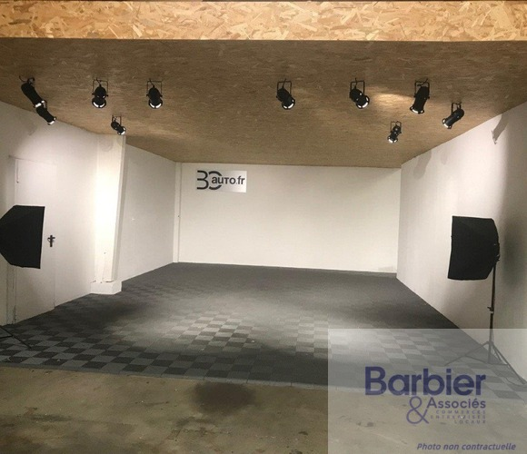 Location Local industriel 300m² Vannes (56000) - photo