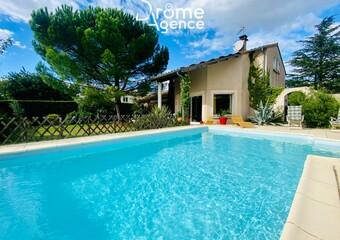 Vente Maison 8 pièces 157m² Montélier (26120) - Photo 1