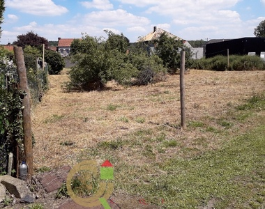 Vente Terrain 1 000m² Beaurainville (62990) - photo