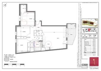 Vente Appartement 4 pièces 85m² Sassenage (38360)