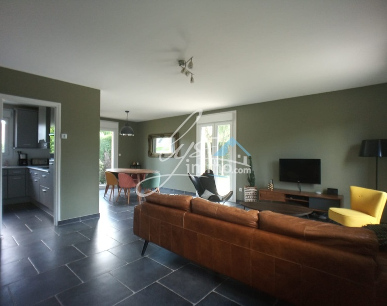 Vente Maison 5 pièces 115m² Sailly-sur-la-Lys (62840) - photo
