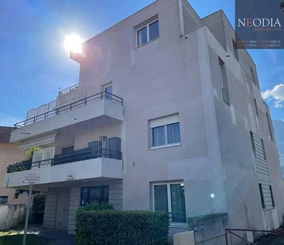Vente Appartement 1 pièce 24m² Échirolles (38130) - photo