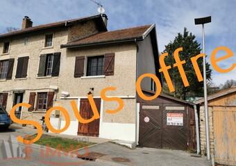 Vente Maison 5 pièces 113m² Saint-Marcel-Bel-Accueil (38080) - Photo 1