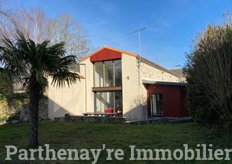 Vente Maison 7 pièces 141m² Parthenay (79200) - photo