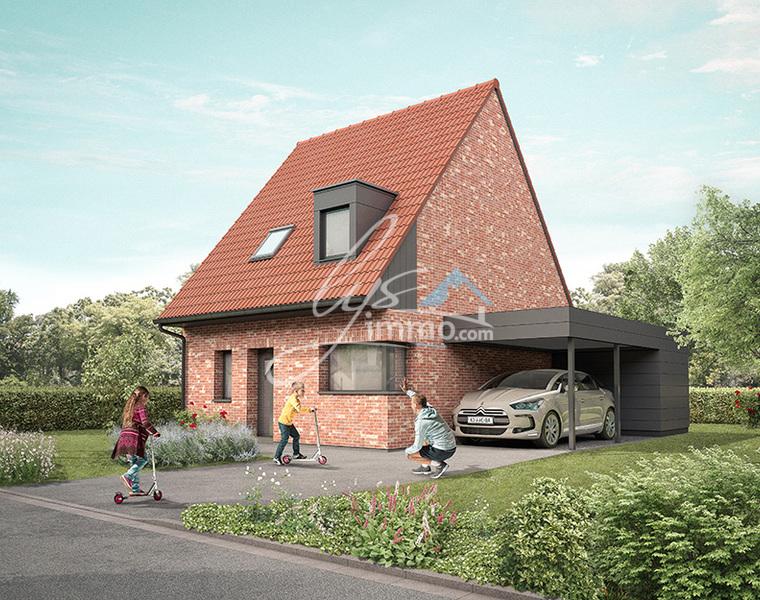 Vente Maison 5 pièces 83m² Laventie (62840) - photo