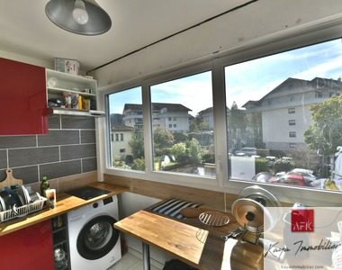 Sale Apartment 1 room 27m² Annemasse (74100) - photo