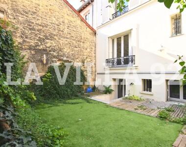 Vente Appartement 5 pièces 95m² Asnières-sur-Seine (92600) - photo