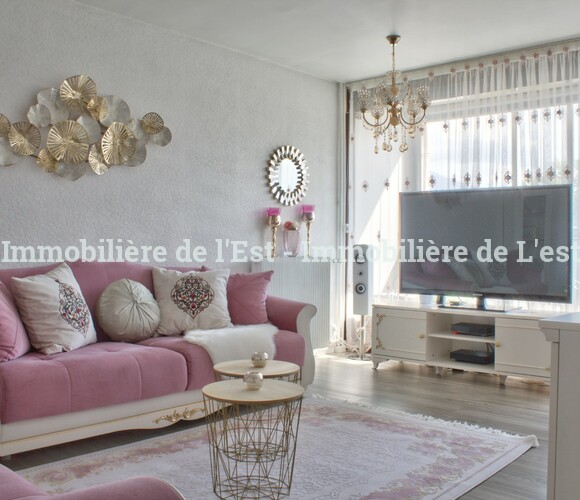 Vente Appartement 4 pièces 92m² Albertville (73200) - photo