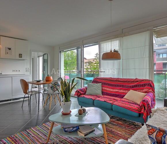 Vente Appartement 2 pièces 42m² Chens-sur-Léman (74140) - photo