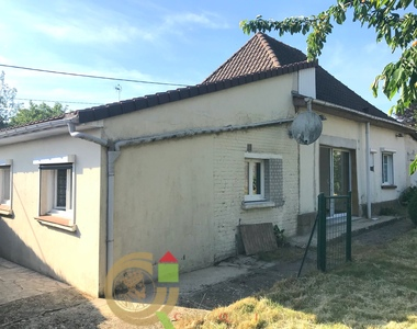 Vente Maison 5 pièces 78m² Campagne-lès-Hesdin (62870) - photo